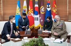 Hàn Quốc và EU thảo luận biện pháp tăng hợp tác song phương