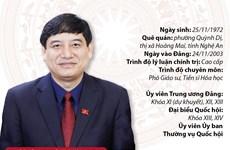[Infographics] Ông Nguyễn Đắc Vinh được bầu là Ủy viên UBTVQH