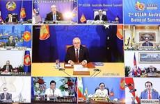 ASEAN-Australia thảo luận định hướng hợp tác trong thời gian tới