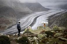 Nhiệt độ băng giá ở dãy Alps của Thụy Sĩ đạt mức cao kỷ lục