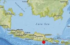 Động đất mạnh ngoài khơi Indonesia, không có cảnh báo sóng thần