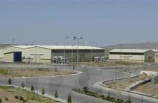 Iran vẫn hoạt động hạt nhân từng phần đến khi Mỹ dỡ bỏ trừng phạt