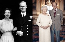 Thân vương Philip-Nữ hoàng Elizabeth: Mối tình trăm năm chốn hoàng gia