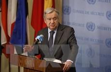 Tổng thư ký LHQ thúc đẩy các nước áp thuế tài sản với người giàu