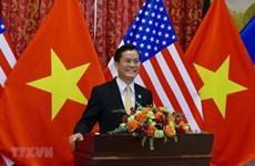 Đại sứ Việt Nam và Nghị sỹ Mỹ trao đổi về tình hình Biển Đông