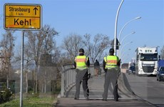 COVID-19: Đức chấm dứt kiểm soát biên giới dài hạn với Séc