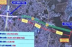 TP. HCM ưu tiên vốn cho dự án giao thông trọng điểm kết nối cảng biển