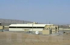IAEA: Iran gần hoàn tất việc chuẩn bị làm giàu urani ở mức 60%