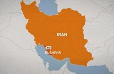 Iran: Động đất gần nhà máy điện hạt nhân Bushehr, 5 người bị thương