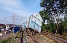 Ai Cập: Tàu hỏa bị trật khỏi đường ray khiến 97 người bị thương