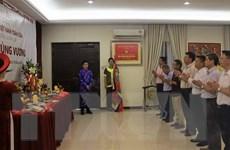 Cộng đồng người Việt tại Malaysia thành kính hướng về cội nguồn