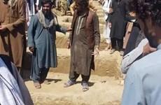 Afghanistan: Xả súng do tranh chấp về đất đai, 8 người thiệt mạng