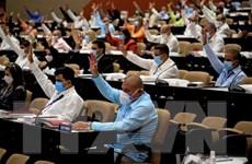 Cuba: Các đại biểu bầu chọn ban chấp hành trung ương mới