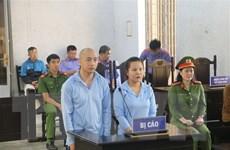 Đắk Lắk: Hơn 33 năm tù cho cặp đôi lừa đảo, chiếm đoạt tài sản