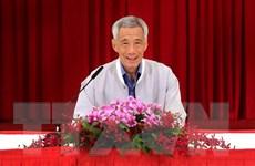 Thủ tướng Singapore tham dự hội nghị các nhà lãnh đạo ASEAN
