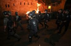 Thủ tướng Israel kêu gọi kiềm chế sau các vụ đụng độ ở Jerusalem