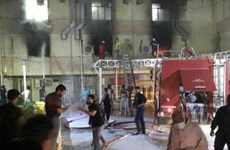 Iraq: Cháy tại bệnh viện điều trị COVID-19, ít nhất 27 người chết