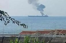 Tàu chở dầu của Iran bị tấn công khiến ba người thiệt mạng
