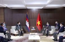 Báo Indonesia, Campuchia nêu bật quan hệ chặt chẽ với Việt Nam