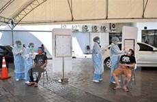 COVID-19: Thủ đô Thái Lan siết chặt quy định đeo khẩu trang
