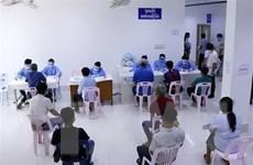 COVID-19: Lào có ca mắc mới ở mức 3 con số, Thái Lan thêm hơn 2.000 ca