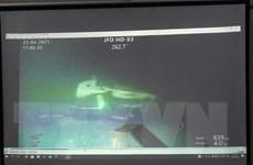 Vụ chìm tàu ngầm của Indonesia: Truy thăng quân hàm cho 53 thủy thủ