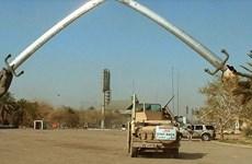Tấn công rocket nhằm vào căn cứ quân sự của liên quân tại Iraq