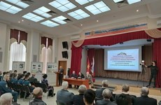 Lãnh sự quán Việt Nam tại Vladivostok kỷ niệm ngày thống nhất đất nước