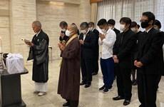 Tổ chức tang lễ cho 2 lao động Việt tử vong do sạt lở đất ở Nhật Bản