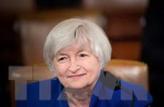 Bộ trưởng Tài chính Mỹ Janet Yellen xoa dịu lo ngại lạm phát
