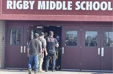 [Video] Mỹ: Học sinh nổ súng tại trường học, ít nhất 3 người bị thương