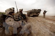 Mỹ tăng lực lượng hỗ trợ tiến trình rút quân khỏi Afghanistan