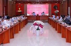 Ông Phan Đình Trạc kiểm tra phòng, chống tham nhũng tại Khánh Hòa