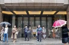 COVID-19: Lần đầu kể từ tháng Một, Nhật Bản có 7.000 ca mới trong ngày