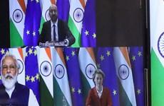 Ấn Độ và Liên minh châu Âu nhất trí nối lại các cuộc đàm phán FTA