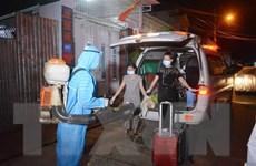 Đắk Lắk ghi nhận một ca nhiễm COVID-19 liên quan tới ổ dịch Đà Nẵng
