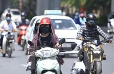 Cả ba miền có nắng nóng, Thanh Hóa đến Phú Yên có nơi trên 39 độ C