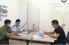 """[Video] Xử phạt chủ page """"Hà Nội phố"""" đăng tin sai về dịch"""