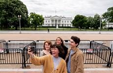 Chính phủ Mỹ từng bước nới lỏng an ninh xung quanh Nhà Trắng