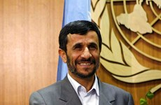 Cựu Tổng thống Iran Mahmoud Ahmadinejad tái tranh cử