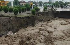 Tajikistan: Sạt lở đất làm 8 người chết, nhiều nhà cửa bị phá hủy