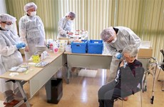 COVID-19: Số bệnh nhân nặng ở Nhật Bản tiếp tục tăng mạnh