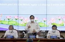 Thủ tướng làm việc với TP.HCM, giải quyết vấn đề trọng tâm, cấp bách