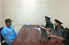 [Video] Quảng Bình bắt đối tượng bị truy nã định trốn sang Lào