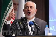 Ngoại trưởng Iran hủy công du Áo liên quan xung đột Israel-Palestine