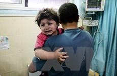 Trên 40% nạn nhân thiệt mạng tại Gaza là phụ nữ và trẻ em