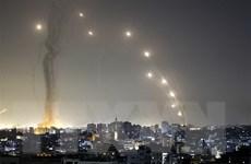 Lực lượng Hamas tiếp tục bắn nhiều tên lửa vào khu vực Tel Aviv