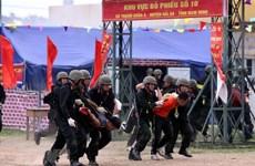 [Video] Đắk Lắk đảm bảo an ninh trật tự phục vụ công tác bầu cử