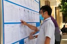 Bình Thuận rà soát, bổ sung danh sách cử tri, tuyên truyền cho ngư dân