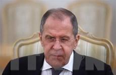 Ngoại trưởng Lavrov: Hội đàm Nga-Mỹ có tính xây dựng và hữu ích